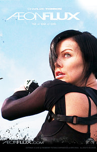 Aeon Flux - Photography by Jasin Boland