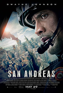 San Andreas - Photography by Jasin Boland