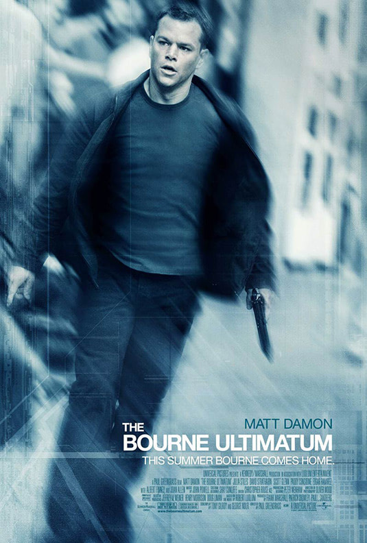 The Bourne Ultimatum - Jasin Boland