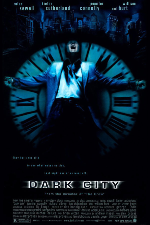 Dark City - Jasin Boland