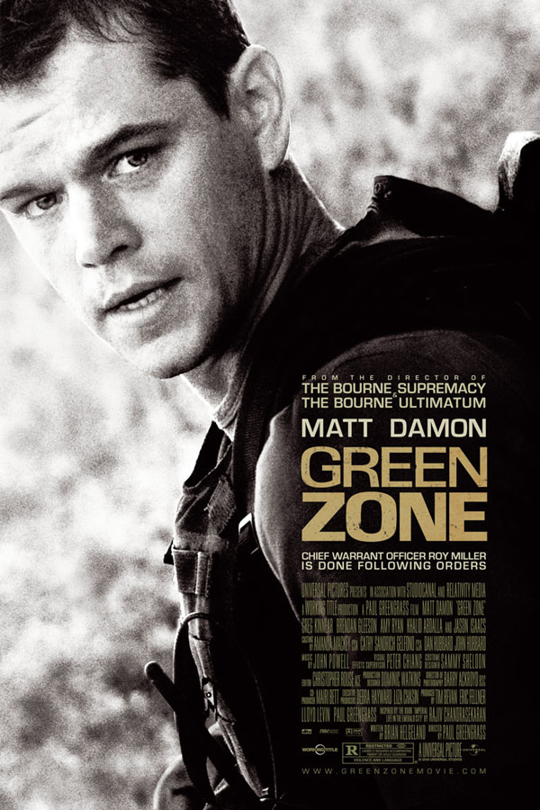 Green Zone - Jasin Boland