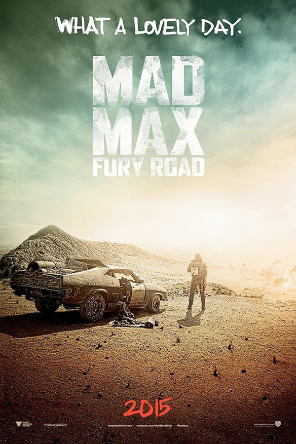 Mad Max: Fury Road- Jasin Boland