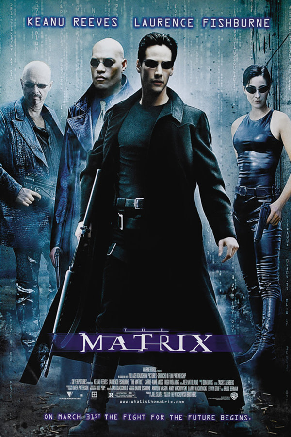 The Matrix - Jasin Boland
