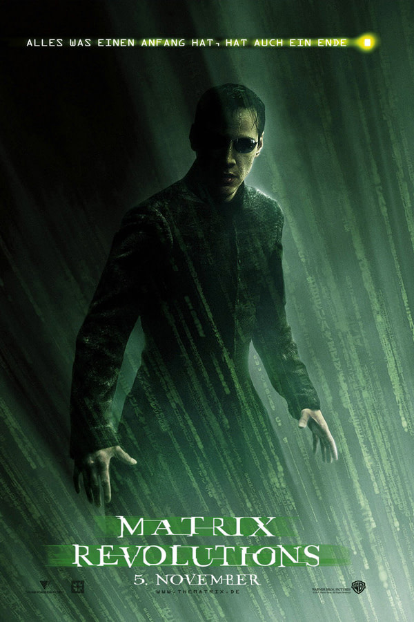 The Matrix Revolutions - Jasin Boland