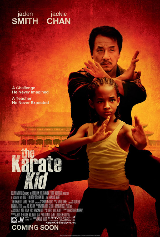 The Karate Kid - Jasin Boland
