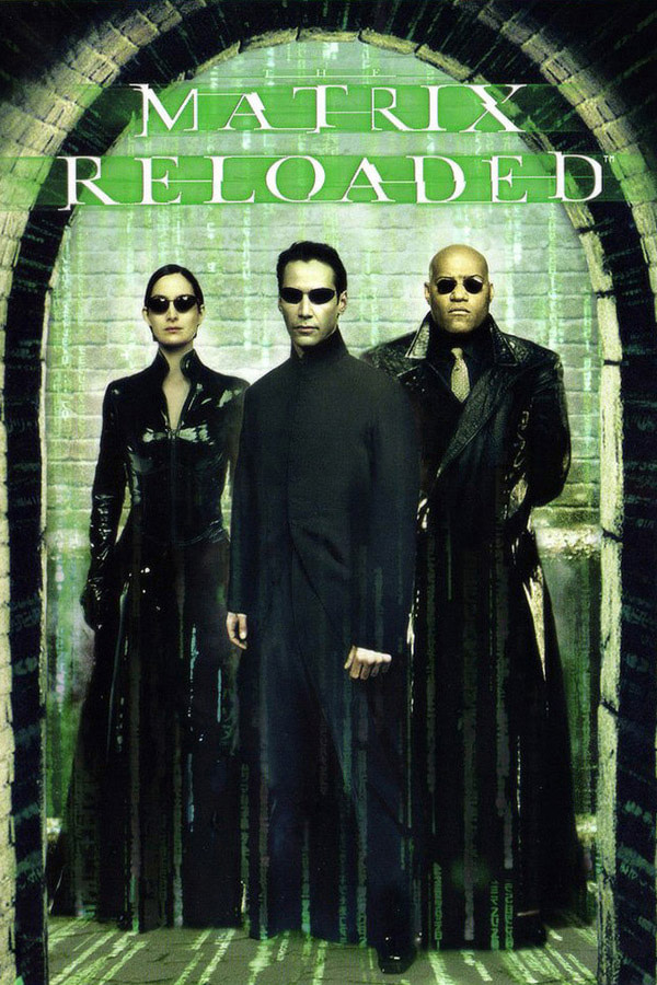 The Matrix Reloaded - Jasin Boland