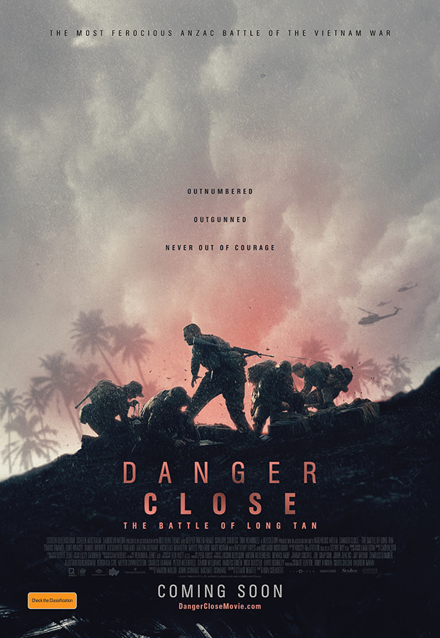 Danger Close - Photography by Jasin Boland