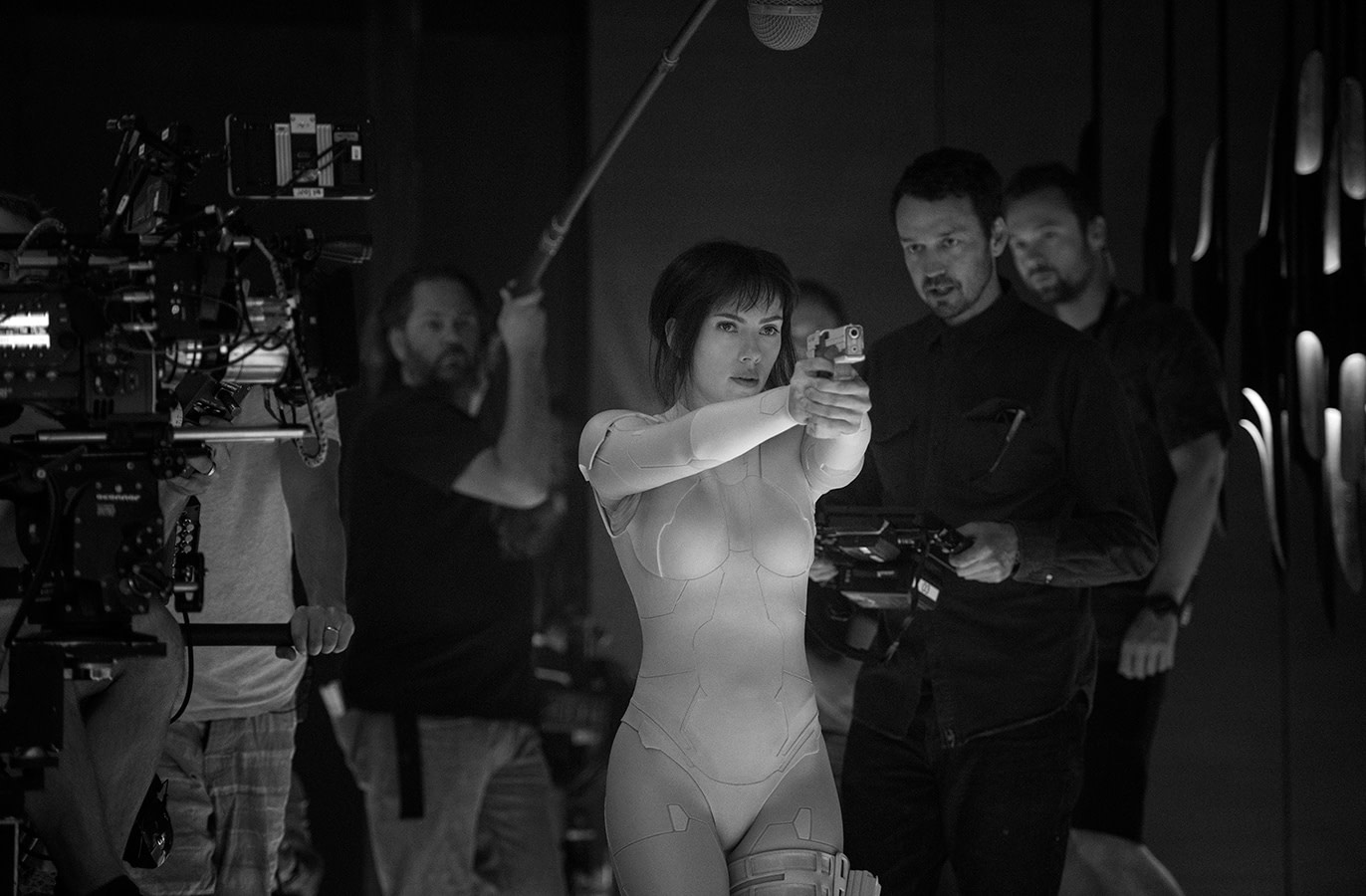 Ghost in the Shell - Photography by Jasin Boland