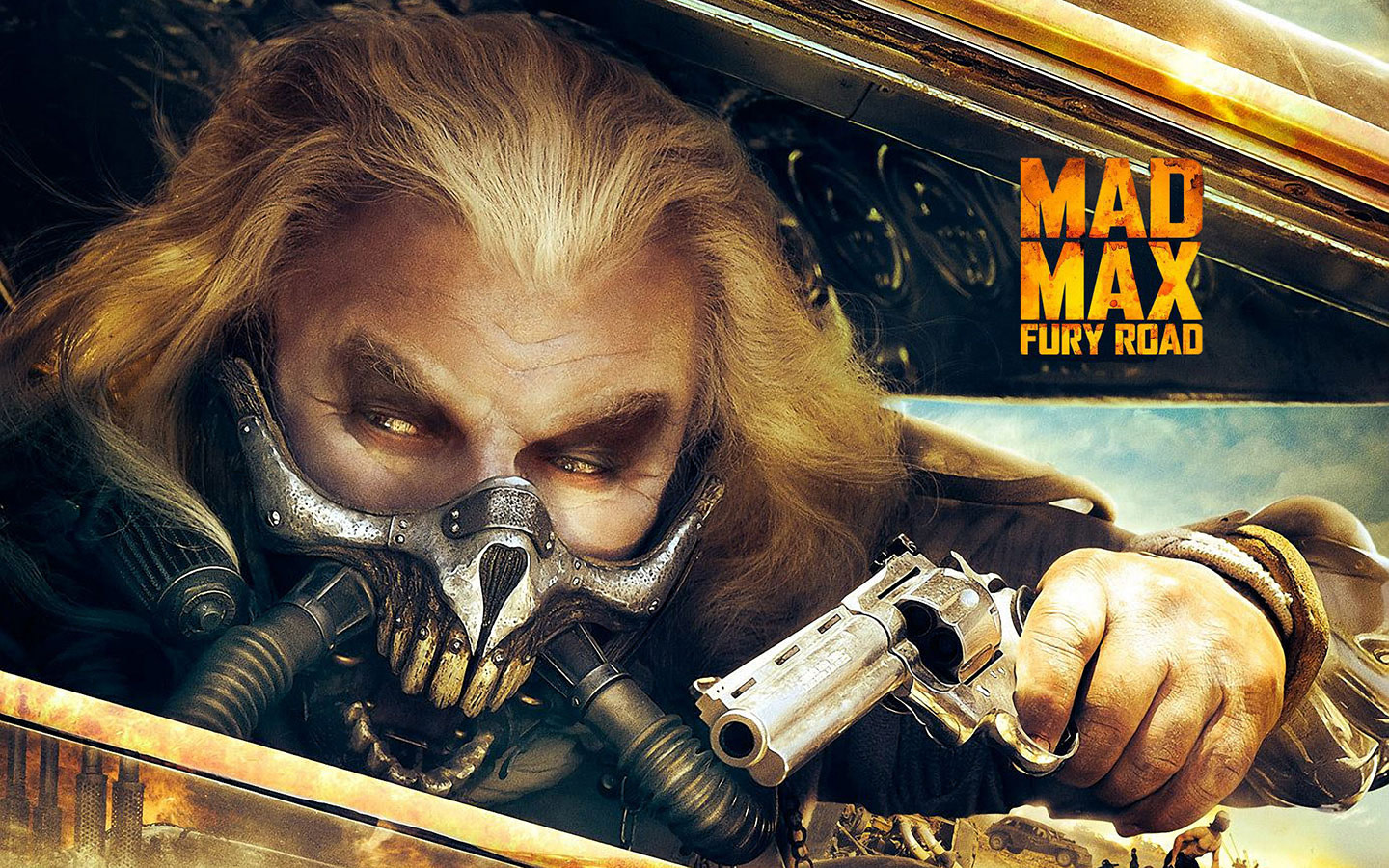 Mad Max: Fury Road - Photography by Jasin Boland